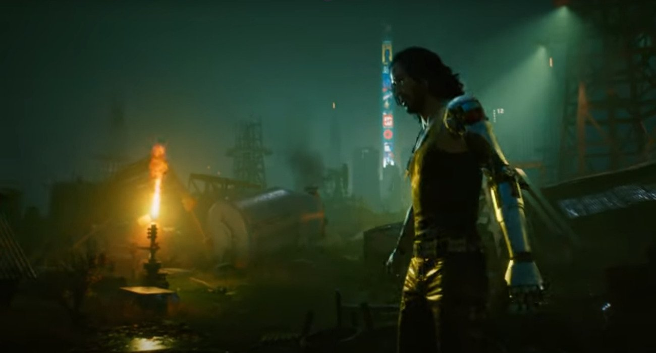 Cyberpunk 2077 Has New Gameplay Footage Out Now, Which Breaks Down More Of Night City