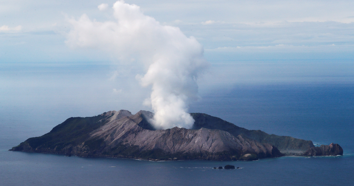 New Zealand charges 13 parties over White Island eruption