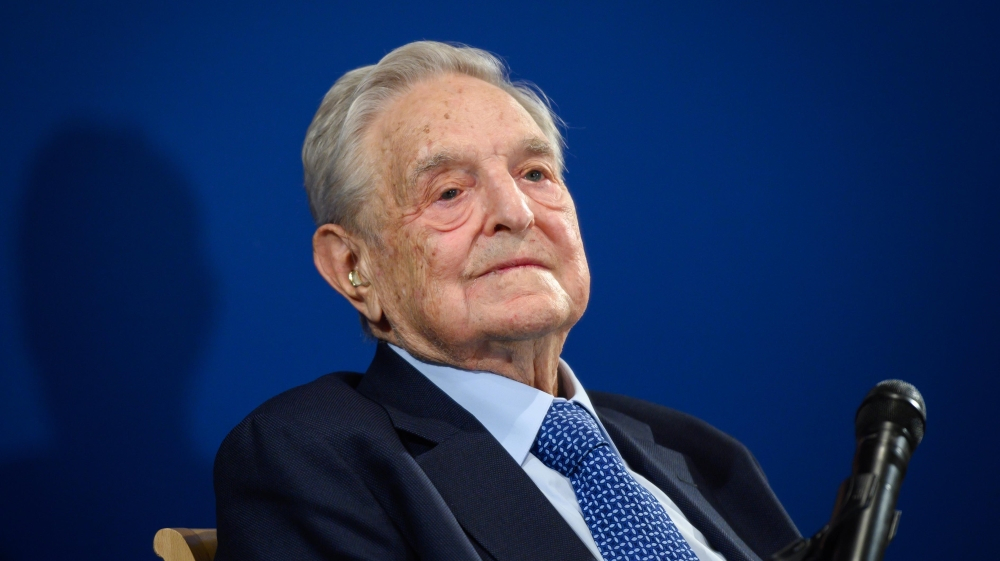 Hungarian commissioner retracts comparing George Soros to Hitler