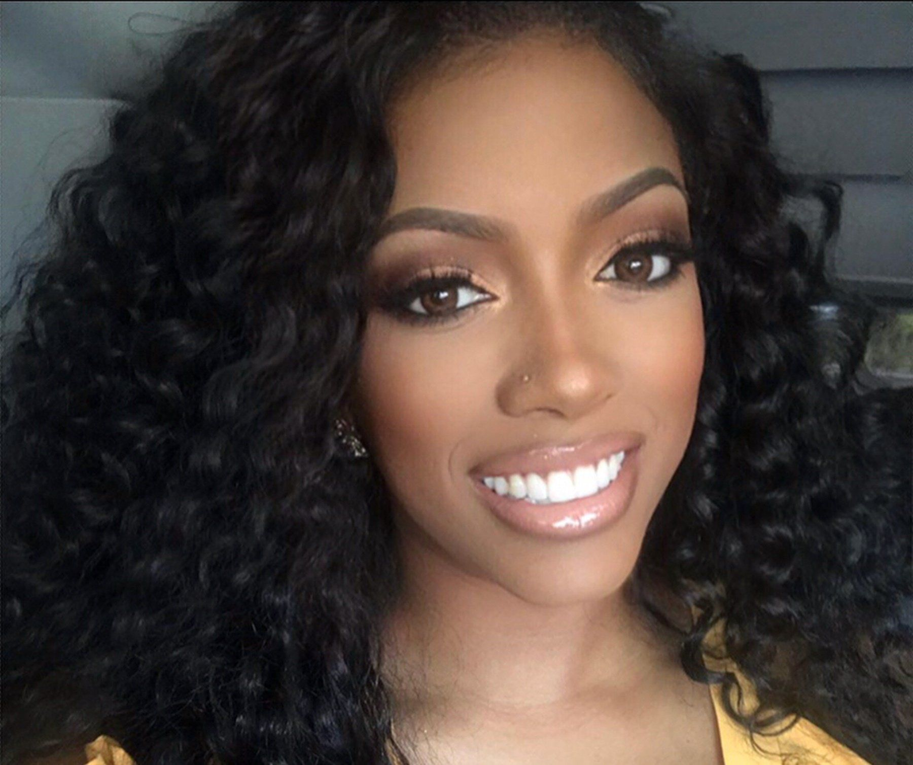 Porsha Williams' Video About Bravo Chat Room Triggers A Debate In The Comments