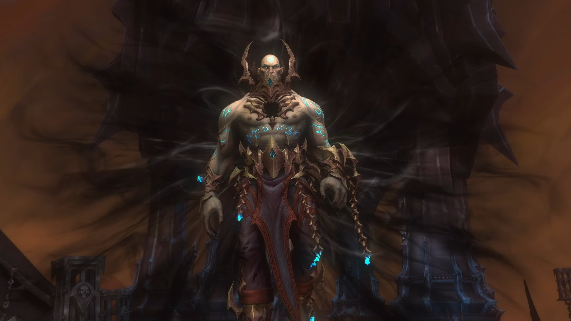Lore Check: Who Is The Jailer In World Of Warcraft: Shadowlands?