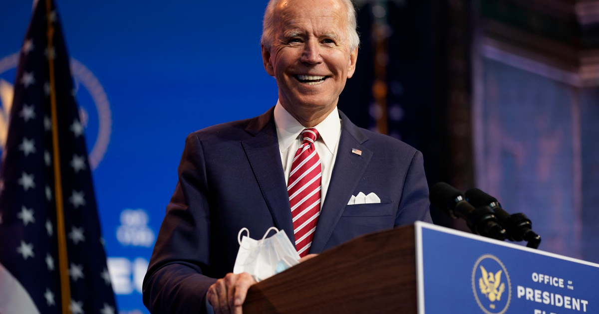 Biden's top White House team to feature campaign veterans