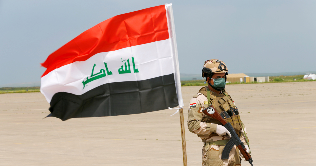Iraq training US-sanctioned militia leader for army job: Reuters