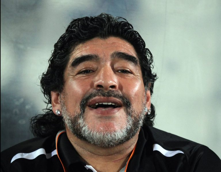 Diego Armando Maradona Dies From a Heart Attack At the Age of 60