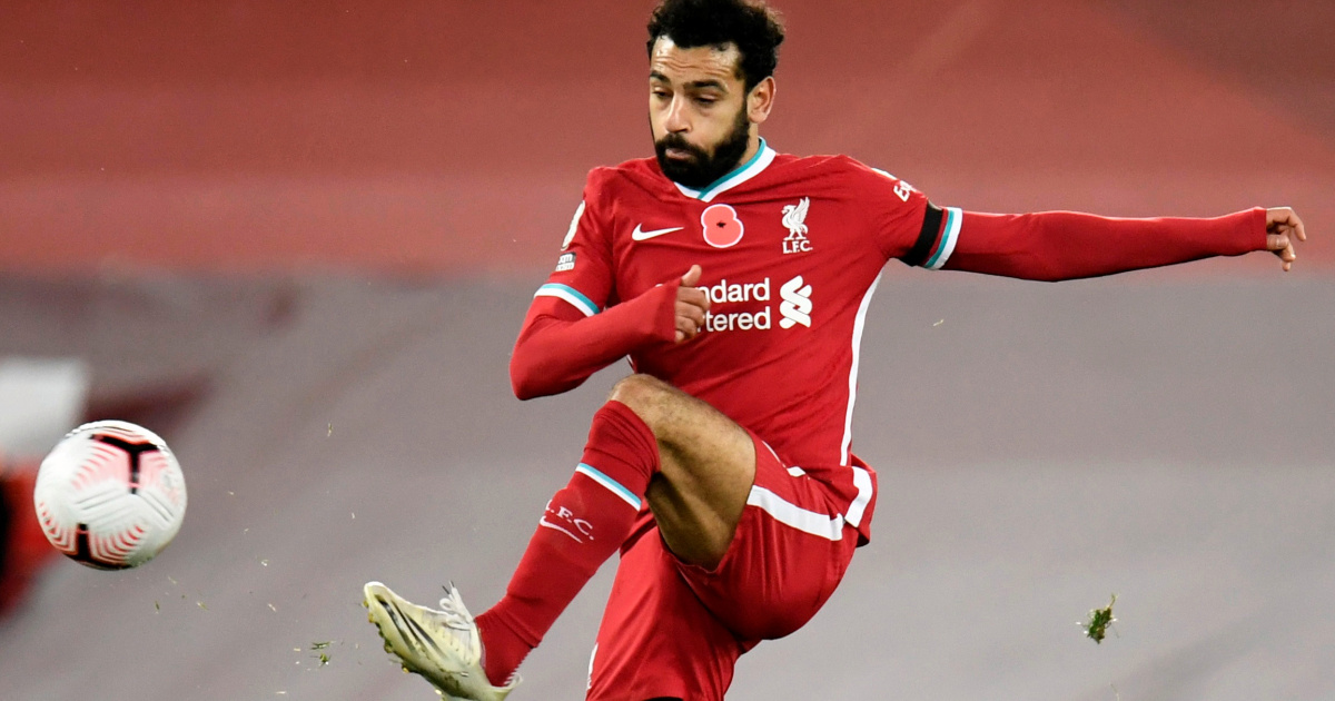 Liverpool football star Mohamed Salah tests positive for COVID-19