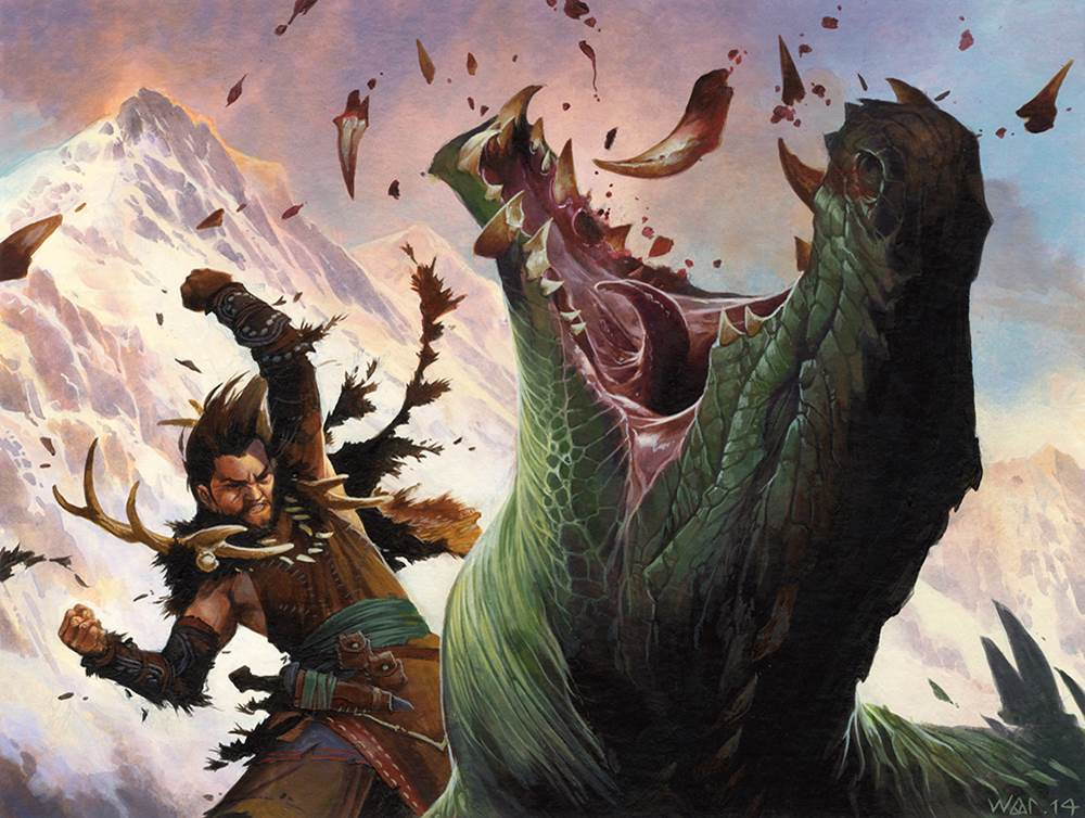 Tasha's Cauldron Of Everything: The Path Of The Beast Finalized In Wizards Of The Coast's Newest Rules Expansion