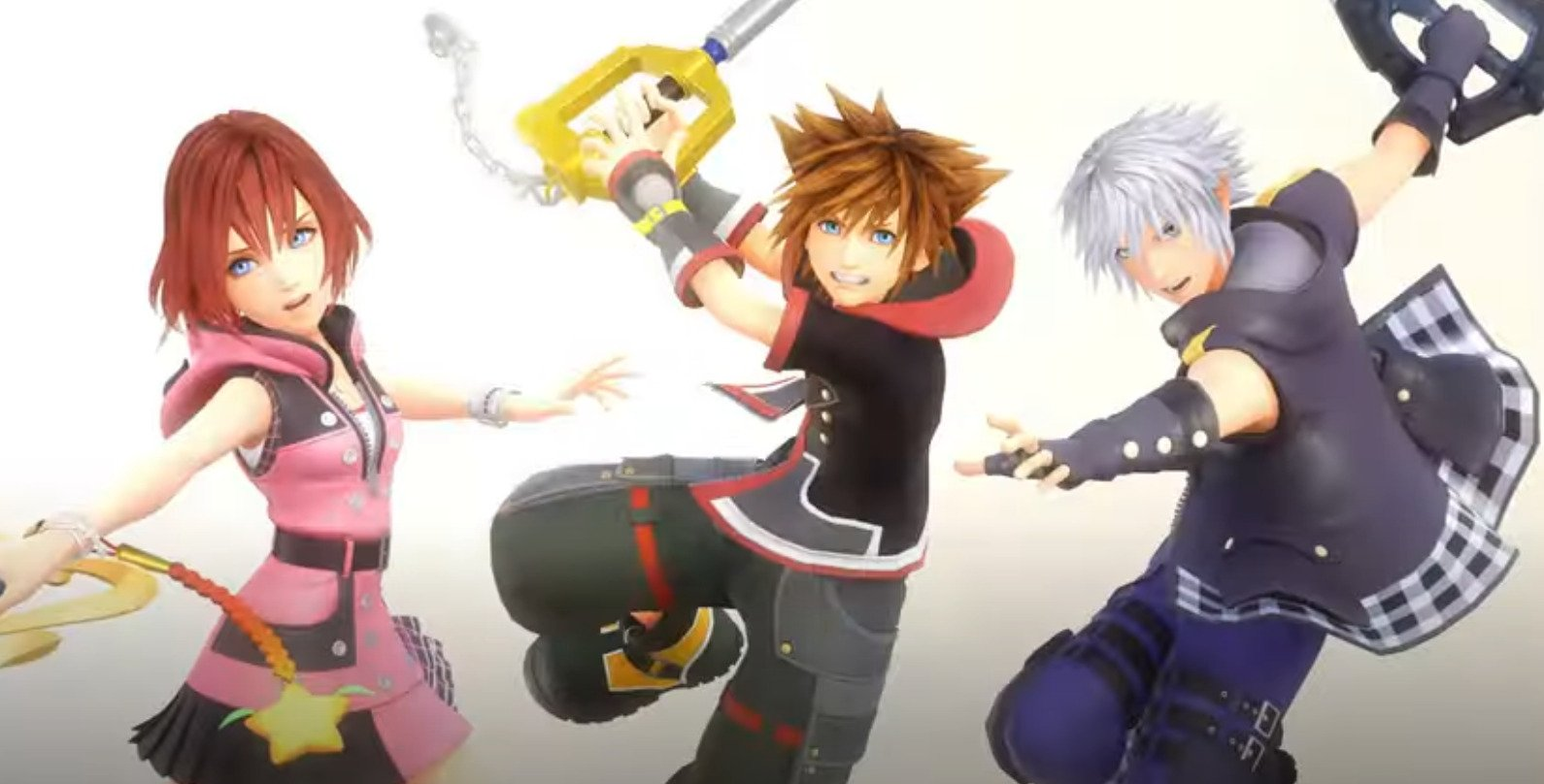 Kingdom Hearts Characters Are Coming To Final Fantasy Brave Exvius For Special Event
