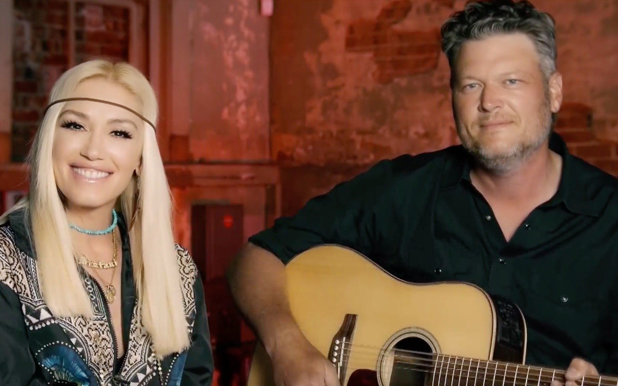 Gwen Stefani And Blake Shelton – Inside Their Holiday Plans After Engagement!