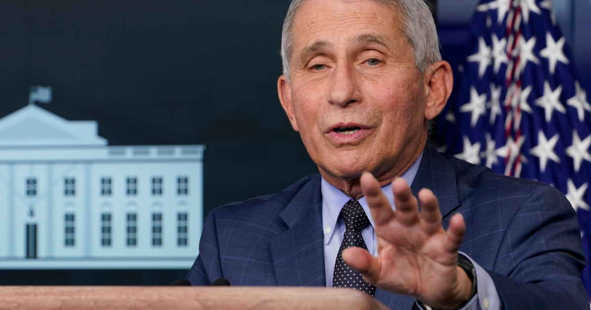 Fauci warns of 'surge upon surge' of COVID-19 in coming weeks
