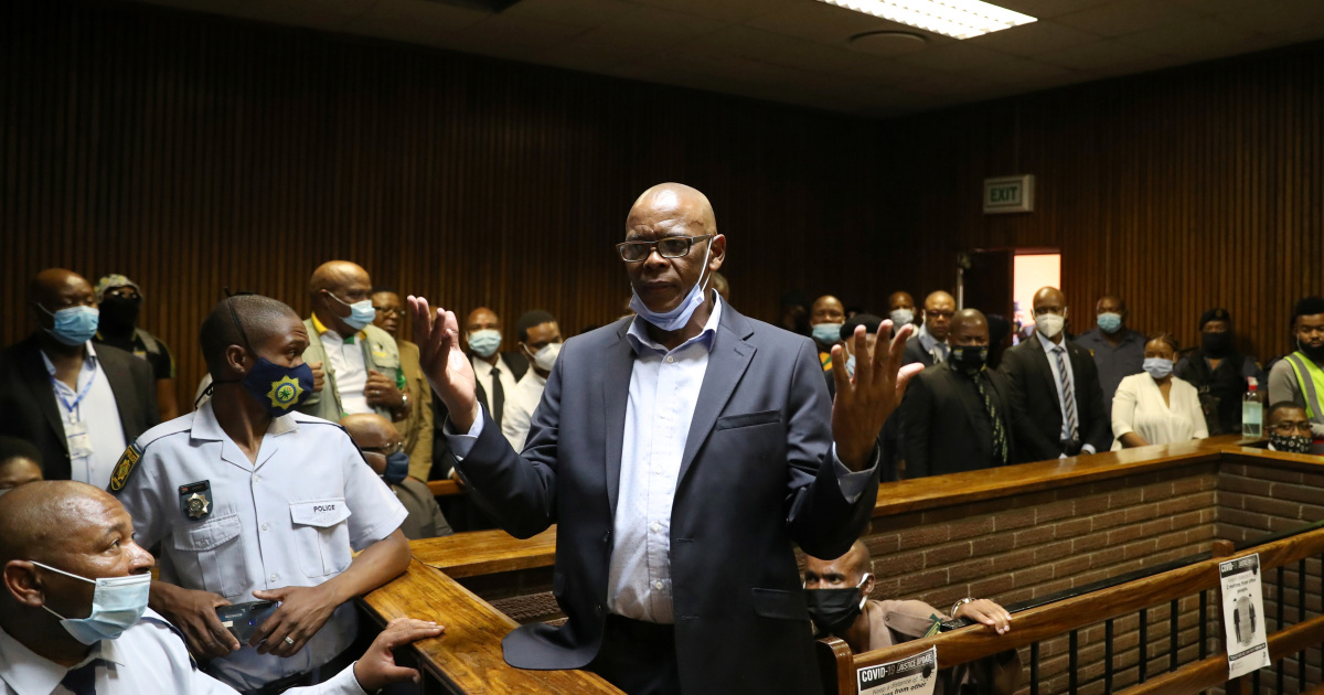 Senior South African ANC official granted bail in corruption case