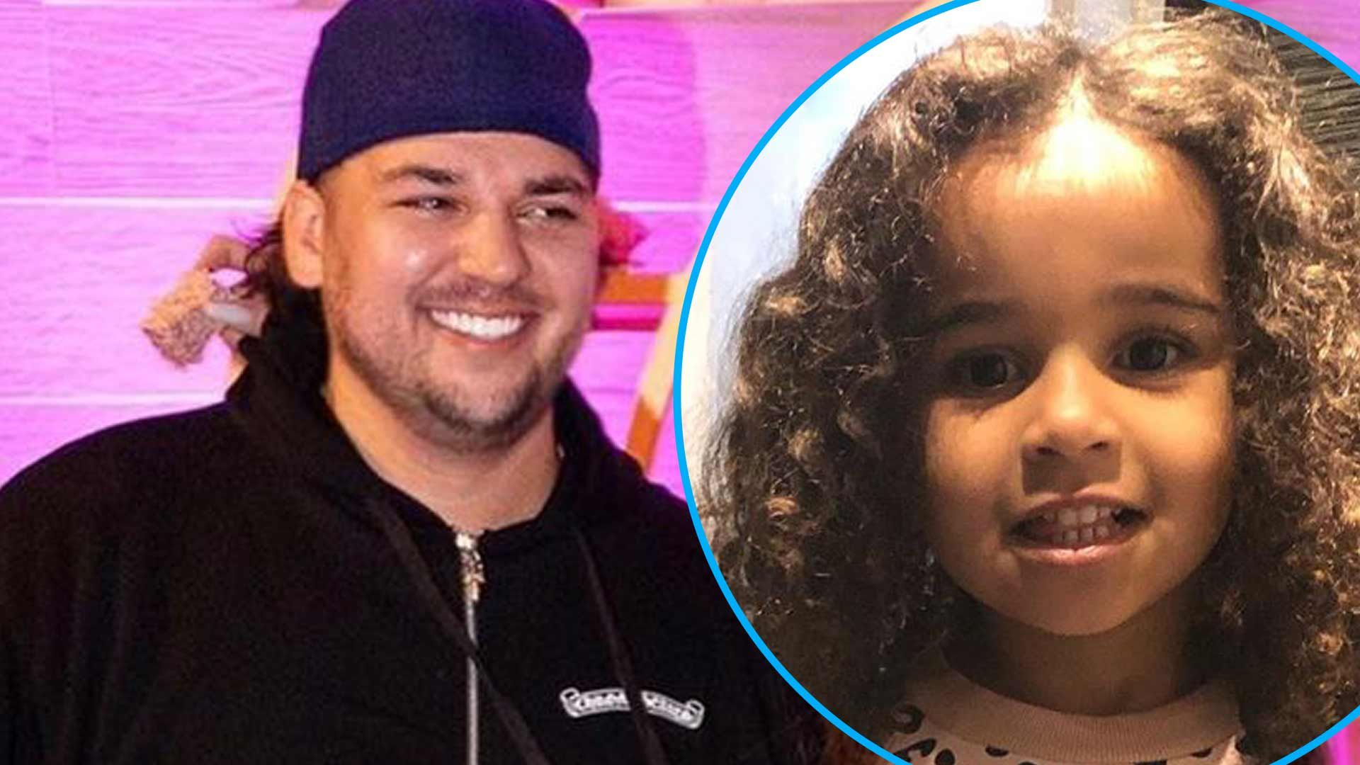KUWTK: Rob Kardashian Reportedly Got 'Emotional' At Daughter Dream's Birthday Party – Here's Why!
