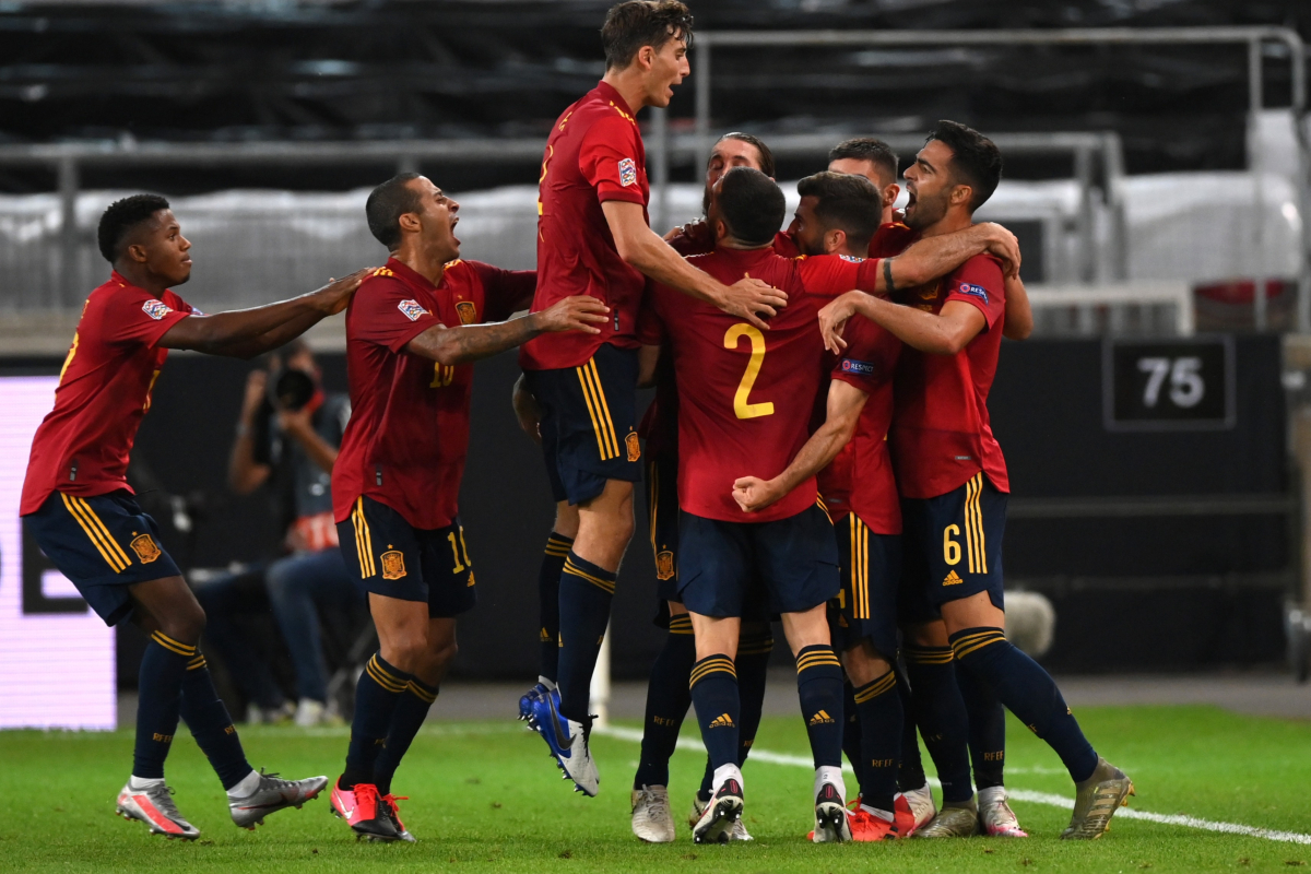 Spain vs Germany: Live stream, TV channel, kick-off time, team news for TONIGHT'S Nations League clash