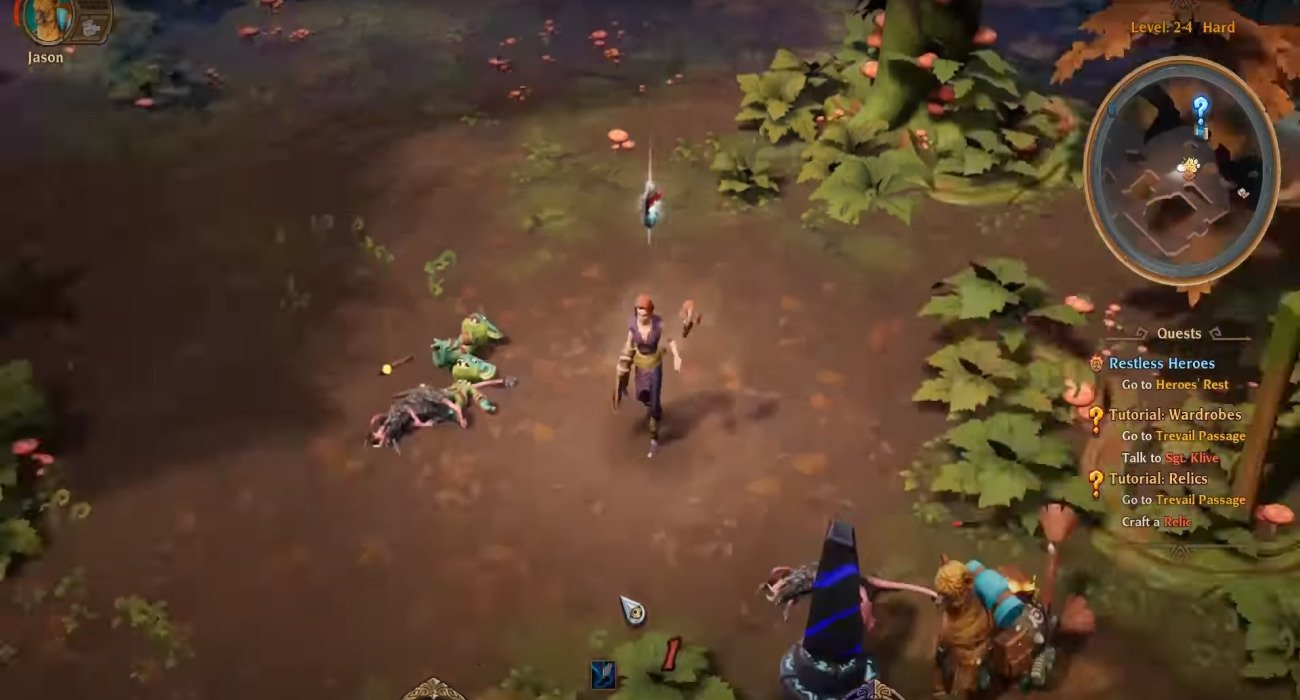 Torchlight 3's Winter Update Was Just Highlighted In A Recent Trailer, Which Introduces New Content
