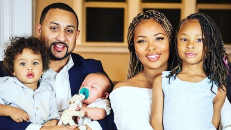 Eva Marcille's Sweet Video Featuring Her Son, Mikey Will Make Your Day