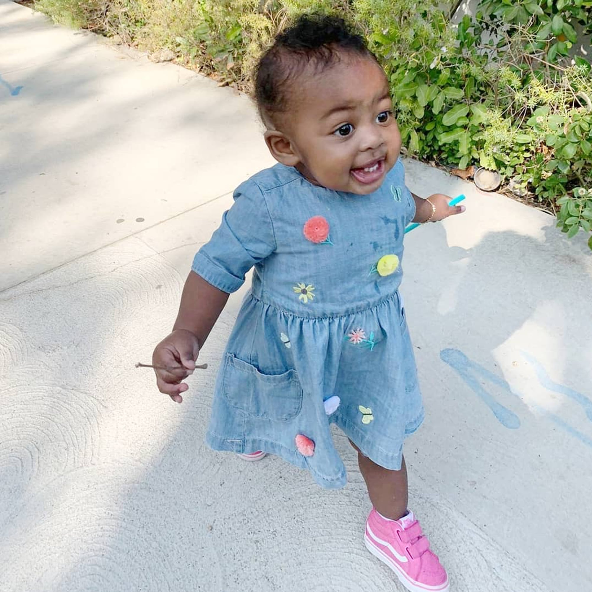 Gabrielle Union's Latest Photo Shoot Featuring Kaavia James Has Fans In Awe – The Grumpy Baby Girl Is Finally Smiling!