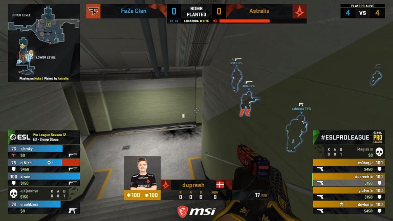 CS:GO – Krimz Of Team Fnatic Has Received A VAC Ban While Community Scratches Their Heads