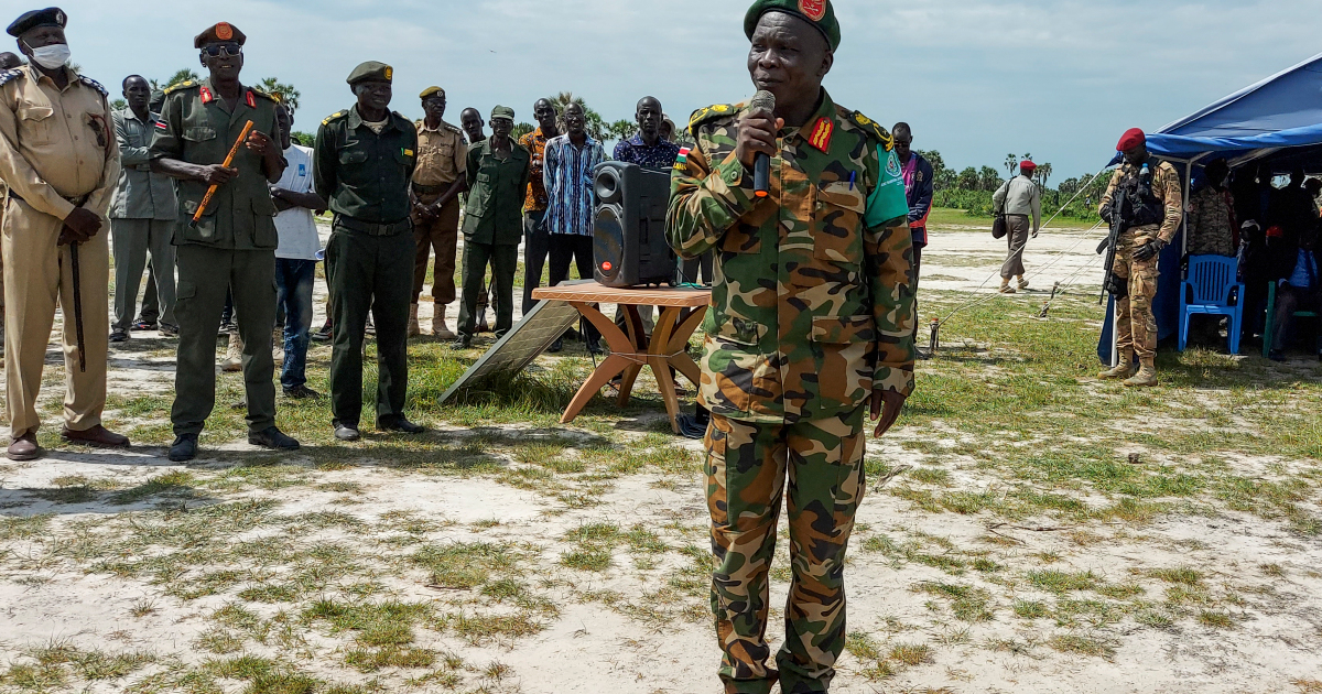 More than 1,000 killed in six months in South Sudan