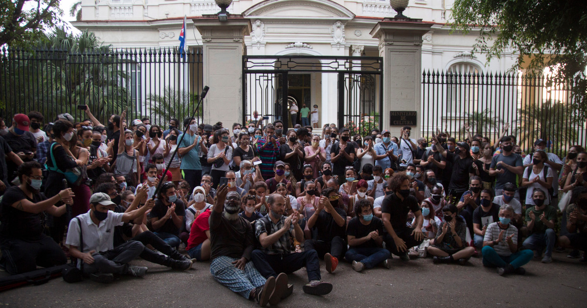 Cuba: Rights groups demand release of jailed artists, activists