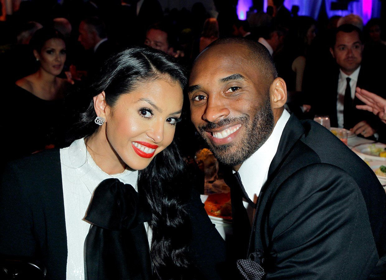Vanessa Bryant Celebrates 21 Years Since She And Kobe Met With Heartwarming Post