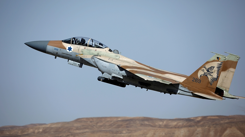 Israel attacks Hamas positions after rockets fired from Gaza