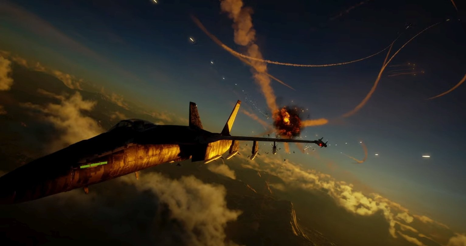 Action Combat Flight Game Project Wingman Launches Tomorrow