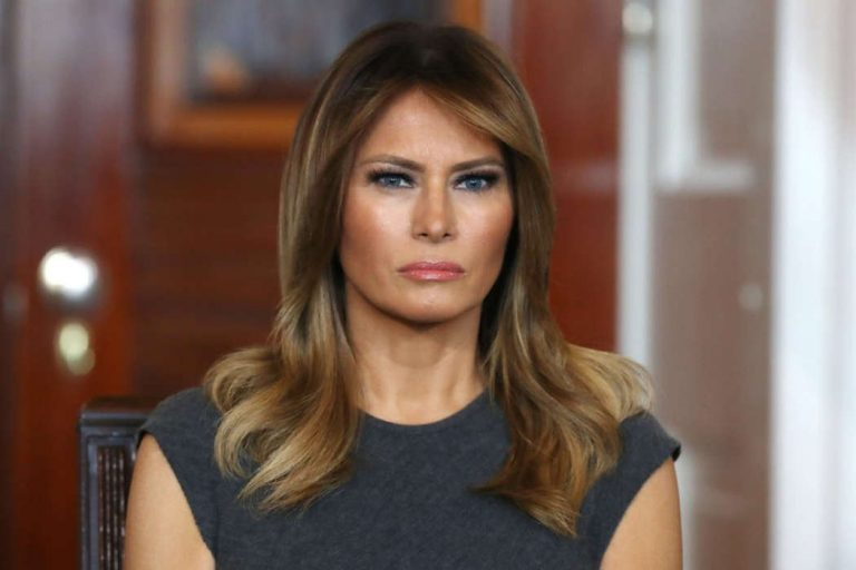 Melania Trump Reportedly Is About To Write A Memoir About Her Time In The White House