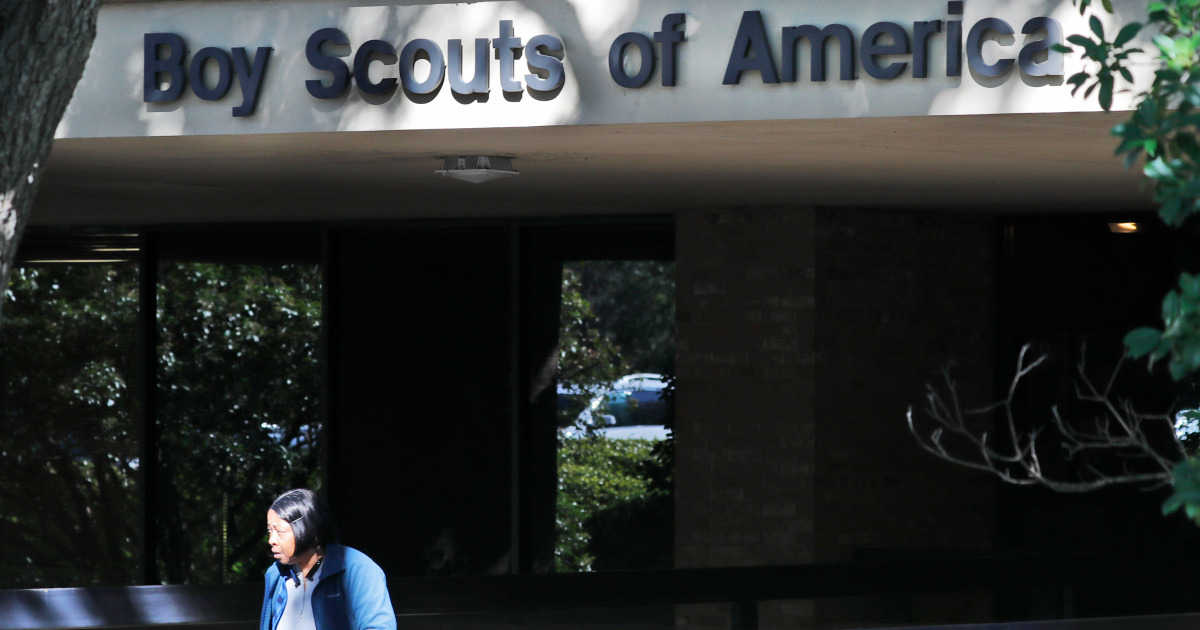 US: Nearly 90,000 sex abuse claims filed against Boy Scouts