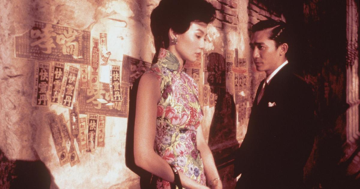 The romance of Hong Kong past: In the Mood for Love – 20 years on