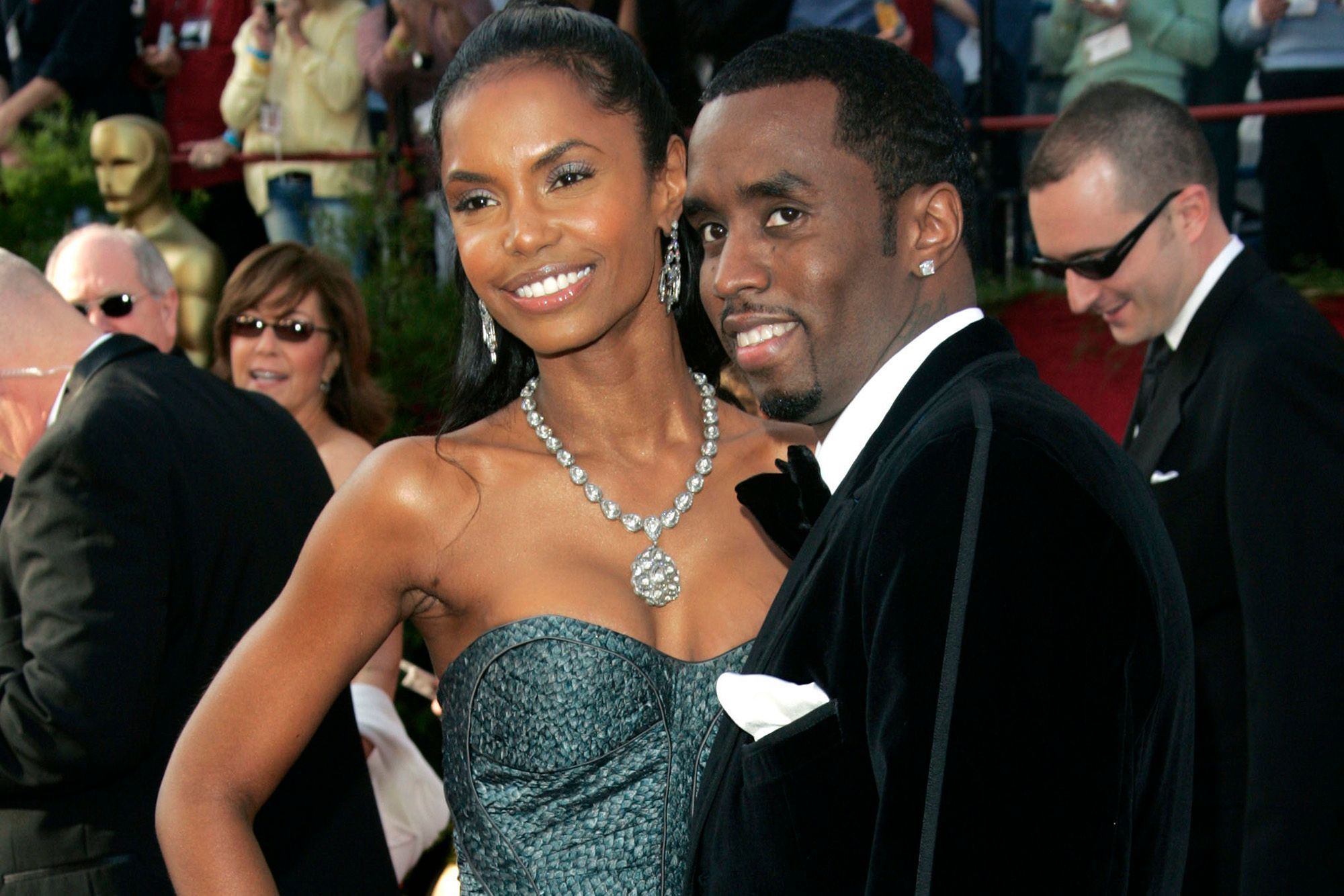 Diddy Misses His 'Ebony Goddess' – See The Gorgeous Photo Of Kim Porter