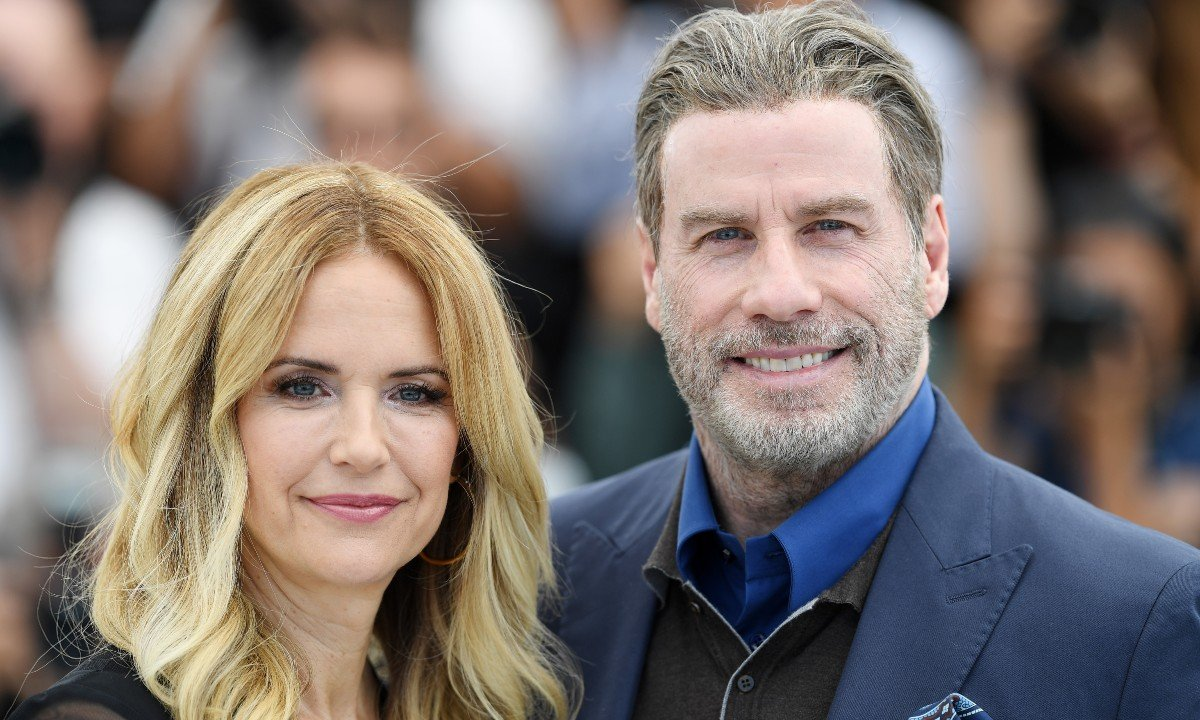 John Travolta Is Grateful For His Fans' Support In The Months Since Wife Kelly Preston's Passing – Check Out His Sweet Thanksgiving Message!