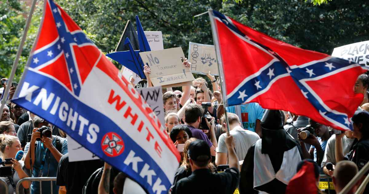 Hate crimes in the US rise to 10-year high
