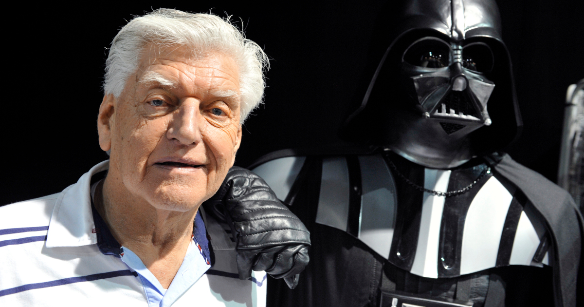 Darth Vader actor Dave Prowse dies aged 85
