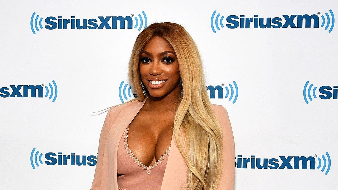 Porsha Williams Advertises Dennis McKinley's New Cognac – Check Out Her Video