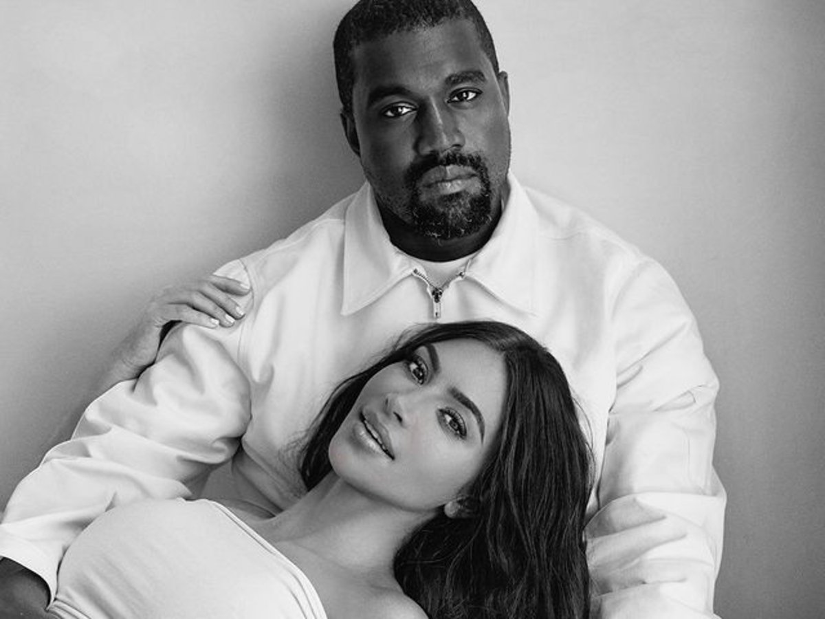 Kanye West Had COVID And Kim Kardashian Single-Handedly Nursed Him Back To Health While Caring For Their Four Kids