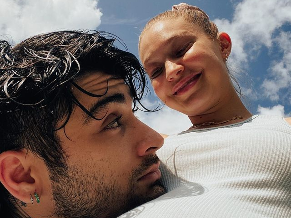 Gigi Hadid And Zayn Malik Appear In Never-Before-Seen Pregnancy Photo Of Baby 'Zigi'