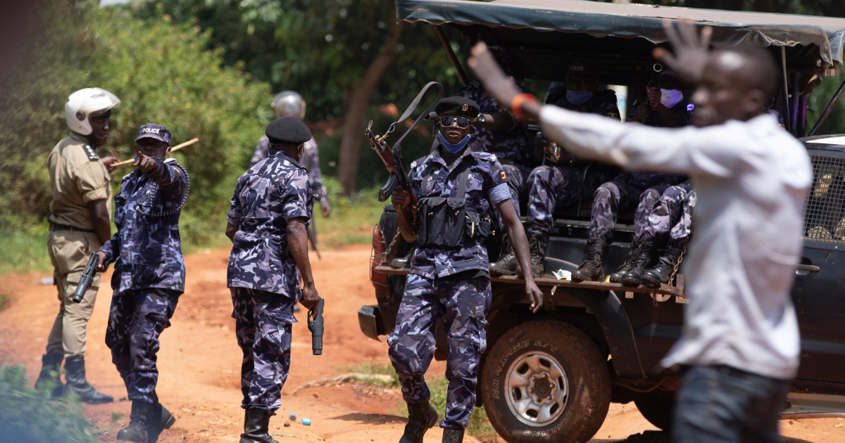 Uganda: Several wounded as police clash with Bobi Wine supporters