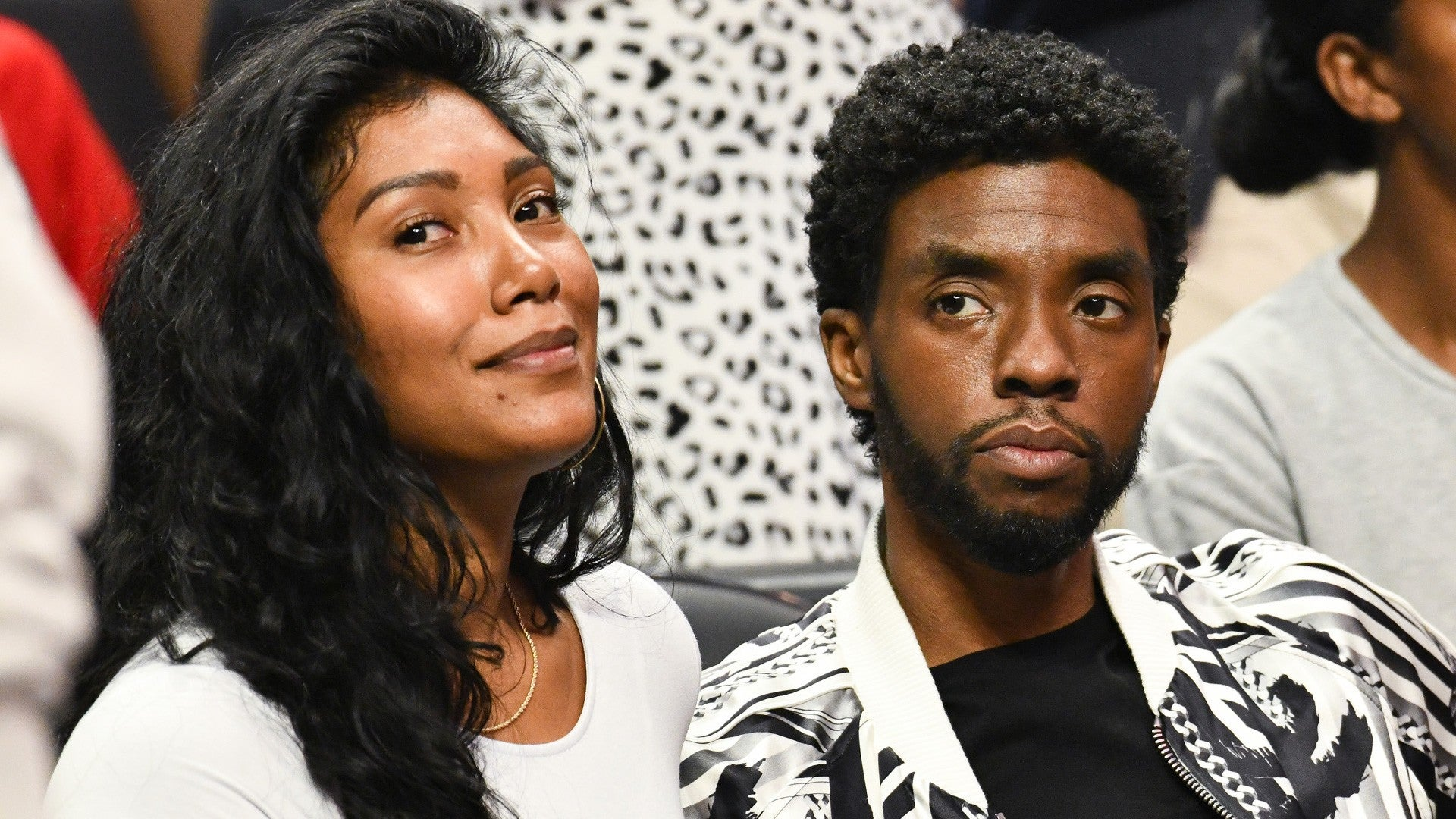 Denzel Washington Talks About The Way Chadwick Boseman's Wife Lovingly Watched Over Him While They Worked On His Last Film!