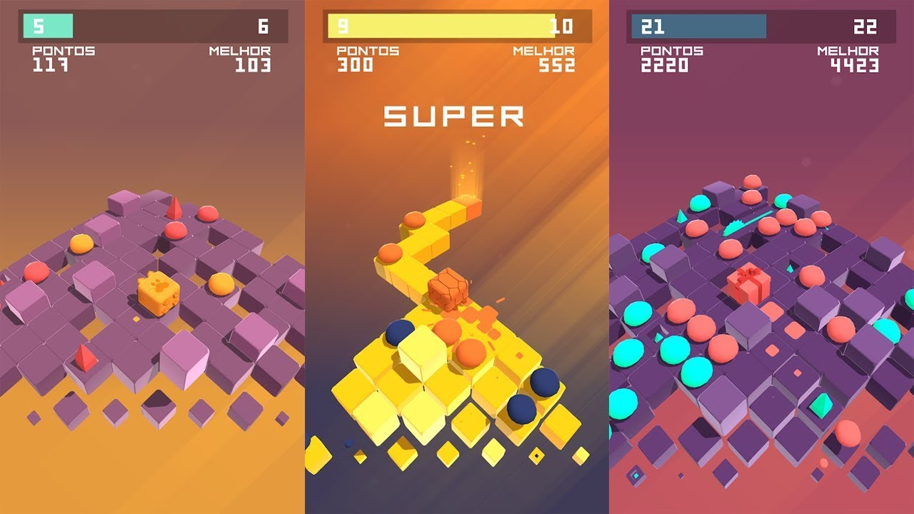 Splashy Cube Is A Minimalistic Puzzle Experience Headed to Nintendo Switch