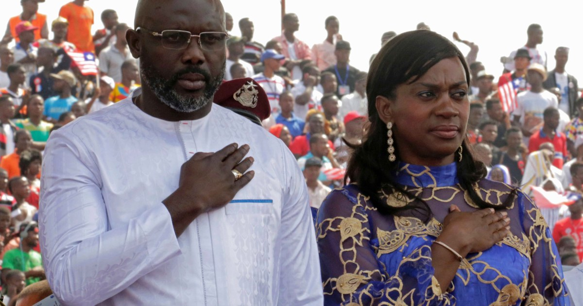 Liberia's Weah might be in for a rude awakening at the polls