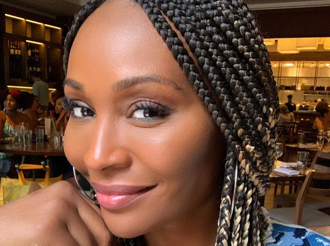 Cynthia Bailey Talks About The Power Of Manifestation – See Her Message