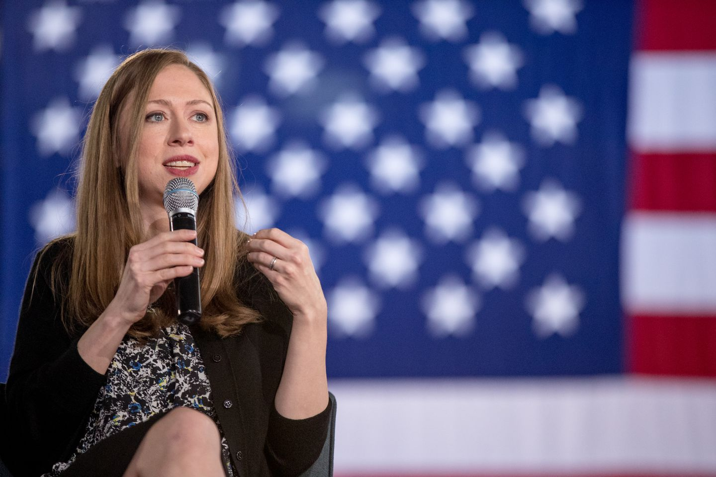 Chelsea Clinton Argues In Favor Of Giving Donald Trump And White House Officials The COVID-19 Vaccine Before Front Line Workers!