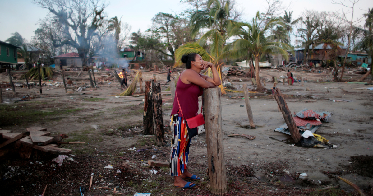 Over 400,000 need urgent aid in Central America: Rights group