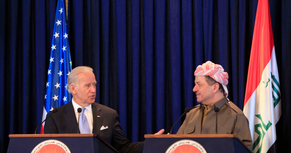 What Biden can and cannot do for the Kurds
