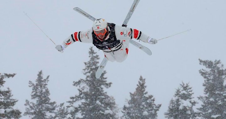 Canadian moguls star Mikael Kingsbury out four to six weeks with back injury