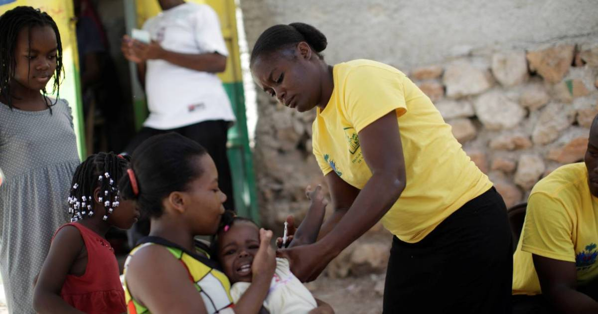 Poorer people left behind as rich nations hoard COVID-19 vaccine