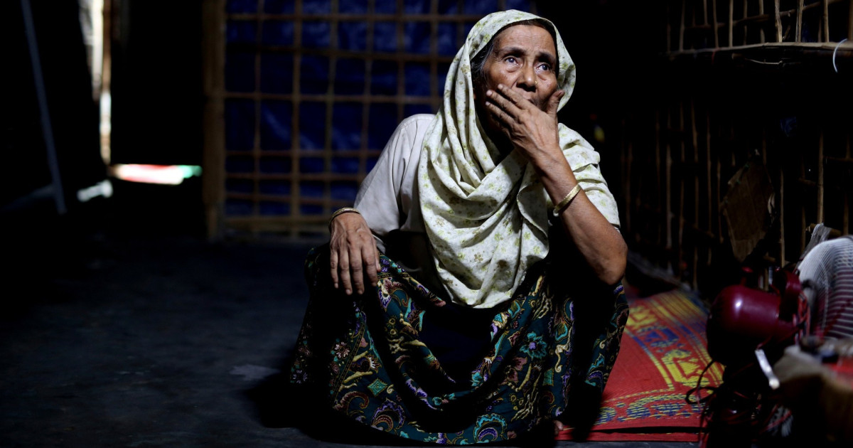 Rohingya suffering 'life-threatening and overlooked'