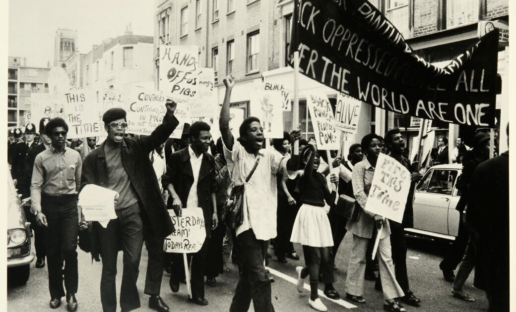 'They were afraid of us': The legacy of Britain's Black Panthers