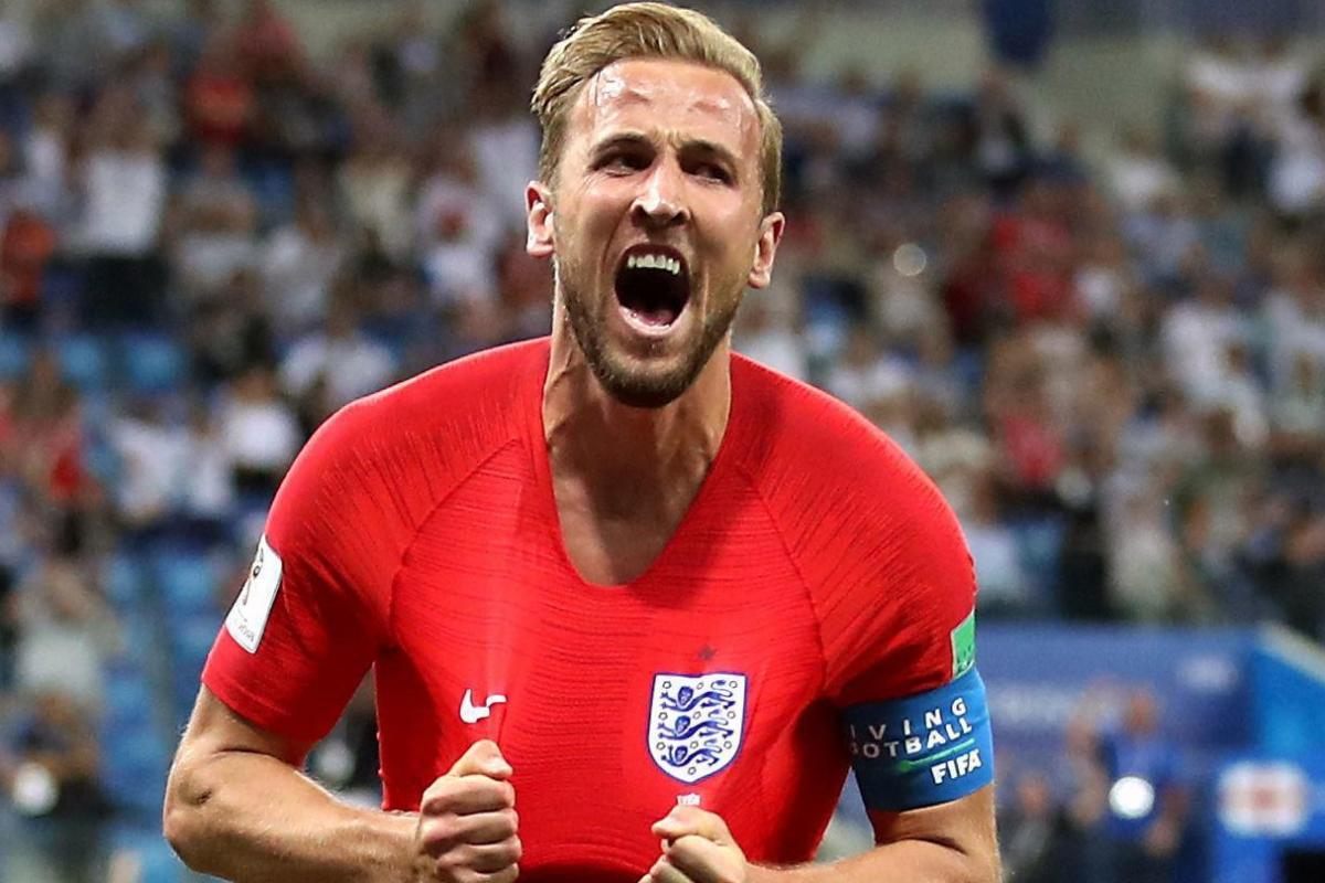 England heroes including Harry Kane donate entire World Cup match fees to charity
