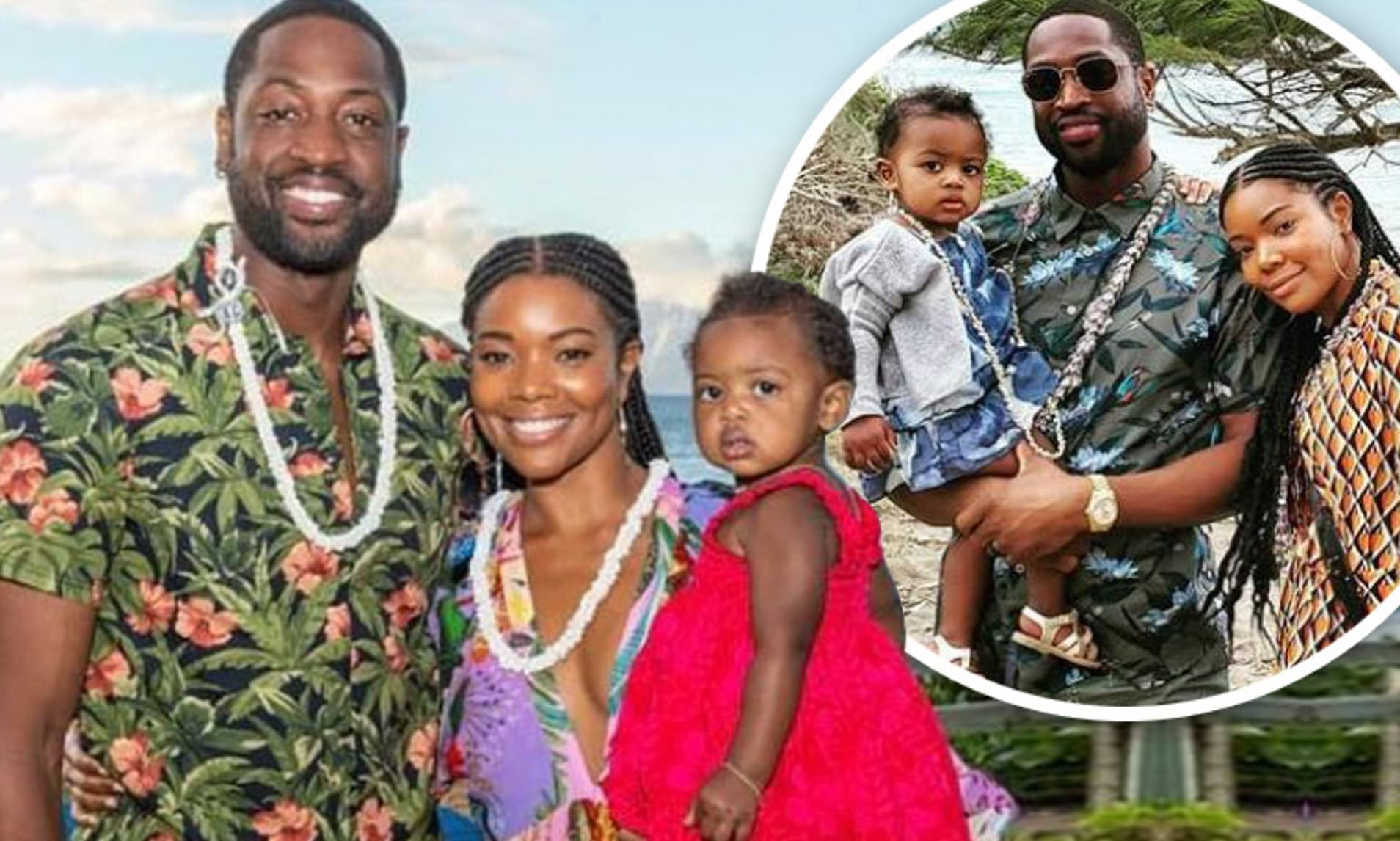 Gabrielle Union And Kaavia James Are Twinning In These Pics – See Their Sweet Matching Outfits