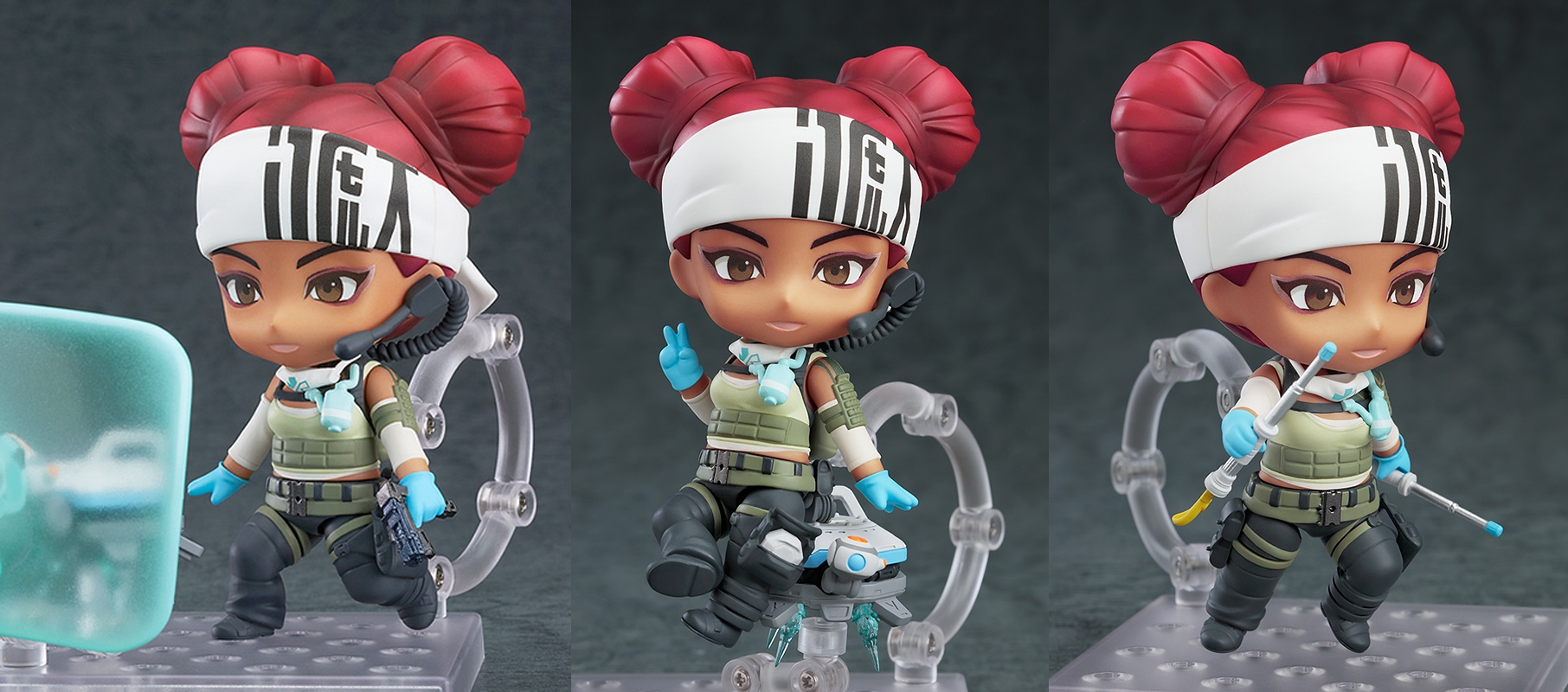 Lifeline From Apex Legends Will Soon Make Her Nendoroid Debut By Good Smile Company